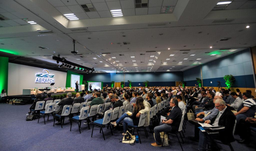 Audiência da 2ª Conferência Nacional de PCHs e CGHs