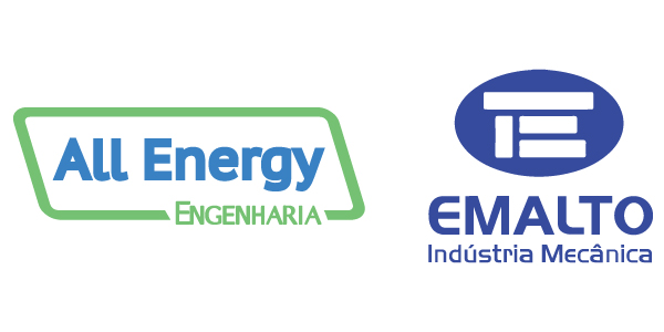 Logtipo All Energy e Emalto