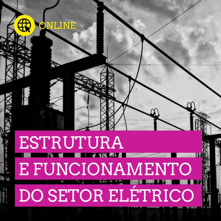 funcionamento do setor elétrico