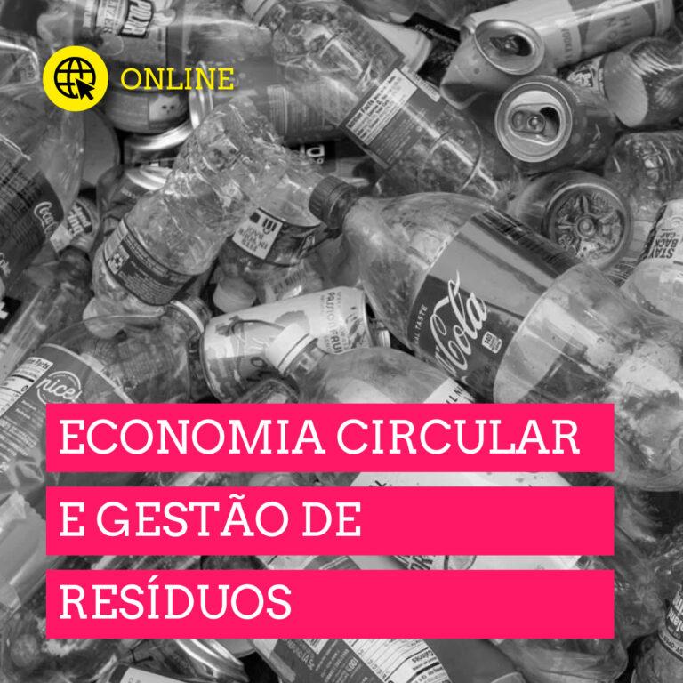 Economia Circular e Gestão de Resíduos