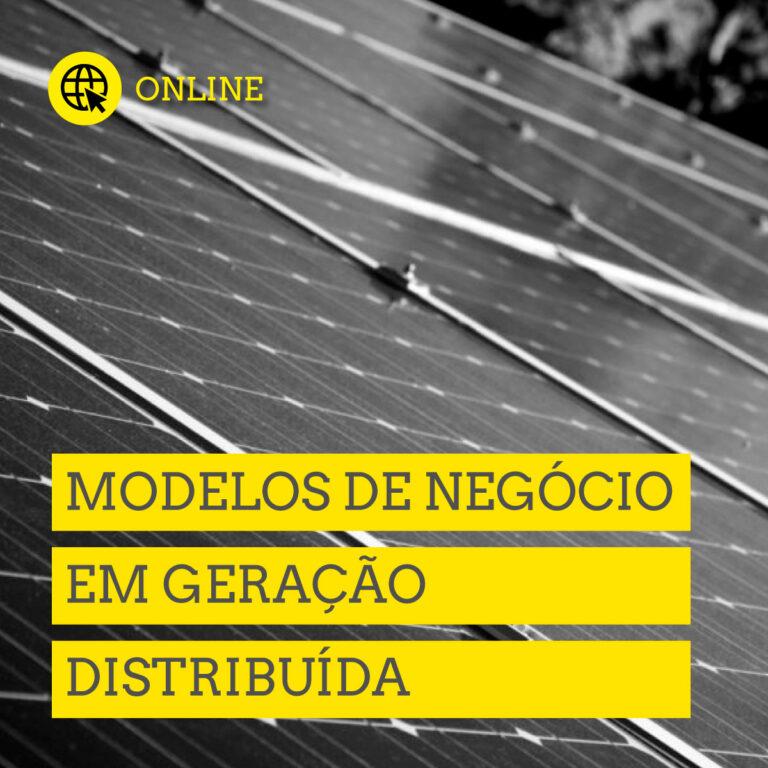 Geração distribuída e Modelos de Negócios