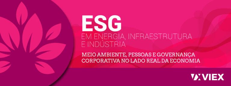 Logo e banner para sistema Prosas (edital eletrobras 2021)ESG - Banner