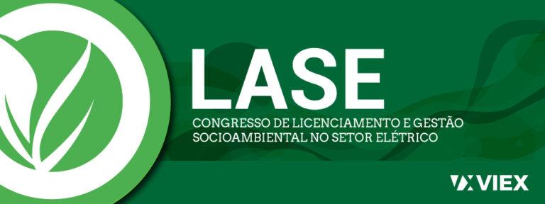 Logo e banner para sistema Prosas (edital eletrobras 2021)LASE - Banner