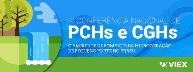 Logo e banner para sistema Prosas (edital eletrobras 2021)PCH Banner