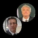 Fernando Umbria e José Sorge